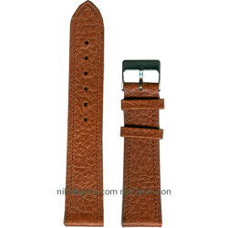 Genuine buffalo leather strap 18 mm.