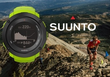 Suunto watches
