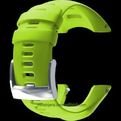Ambit3 Run Lime Silicone Strap