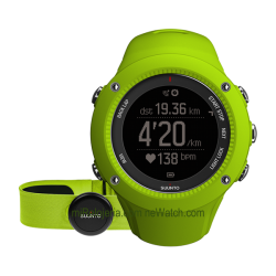 Ambit3 Run Lime HR
