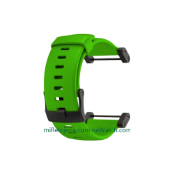 Core Green Crush Rubber Strap