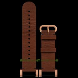 Essential Copper Leather strap