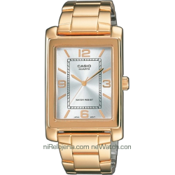 Casio Collection Gold plated