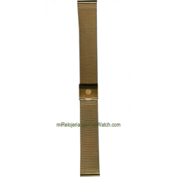 Mesh Standard Gold plated...