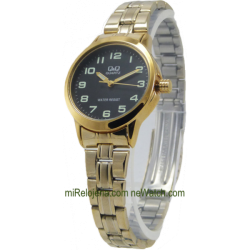 3 hands Gold plated