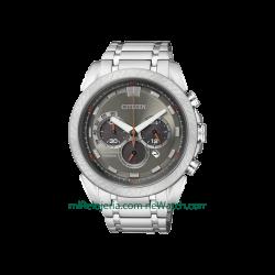 Super Titanio Eco-Drive Crono