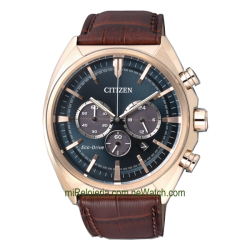Eco-Drive OF Chromo Rose Gold