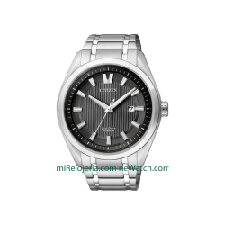 Eco-Drive Supertitanio Ti + Ip