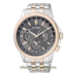Eco-Drive Multifunction