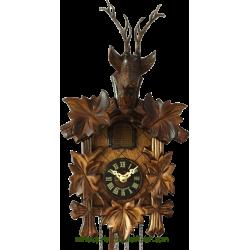 Hunting model cuckoo clock...