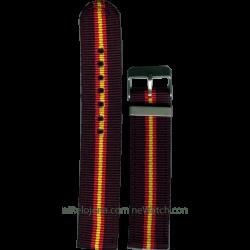 Standard Nylon Strap 22 mm.
