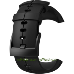 Correa de Silicona para Spartan Ultra All Black