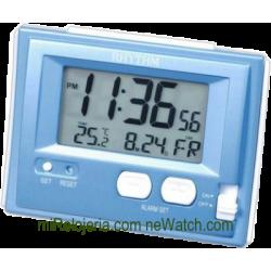 Despertador con termómetro