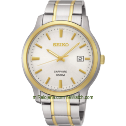 Neo Classic Two tone Stainless steel