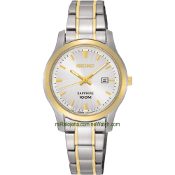 Neo Classic Two tone Stainless steel Ladies