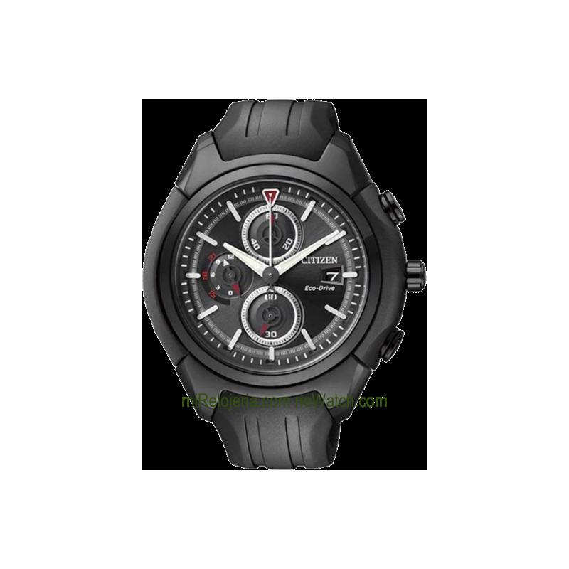 Crono Eco-Drive 98/218 Racing Black