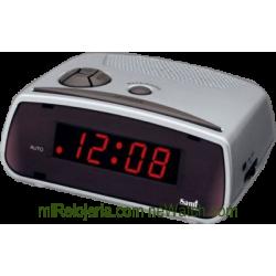 Mini AC Alarm clock