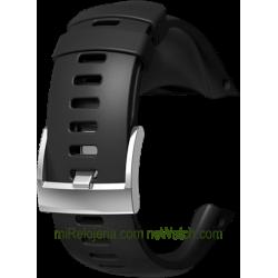 Correa para Spartan Trainer Wrist HR Black de silicona