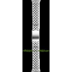 Standard Stainless steel Bracelet 18 mm.
