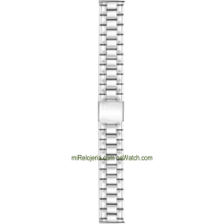 Brazalete de acero estándar 16 mm