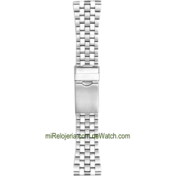 Standard Stainless steel Bracelet 22 mm.