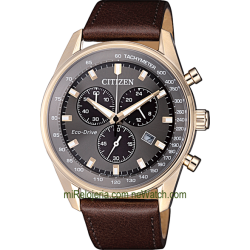 Eco-Drive OF Collection Chrono