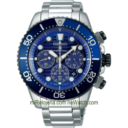 Chrono Diver´s Solar Save the Ocean