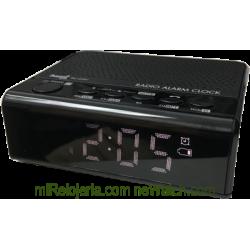 Wireless Multimedia Radio Alarm Clock