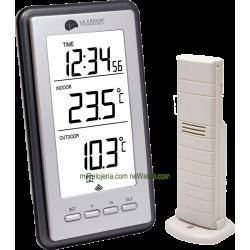 Estación de temperatura inalámbrica