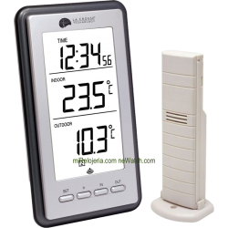 Wireless Temperature Station