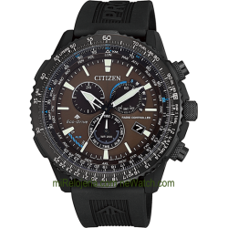 The Pilot Promaster Eco-Drive Radio Controlado IP Black