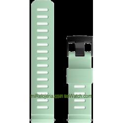 Correa de silicona Dive-1 24 mm.