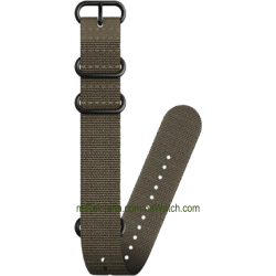 24MM Dive 2 Textile Zulu Strap