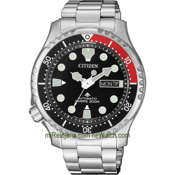 Promaster Stainless steel Automatic