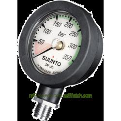 Manómetro para botellas Suunto SM-36 300 con latiguillo