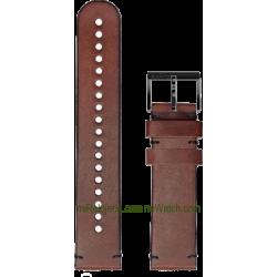 URBAN 2 Leather strap Brown/Black