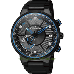 Eco-Drive Satellite Wave F150
