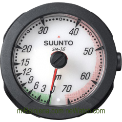Profundímetro De Muñeca Suunto Sm-16 70