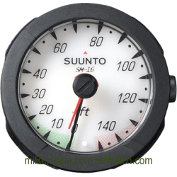 Profundímetro De Muñeca Sm-16 150