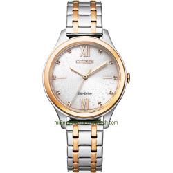 Eco-Drive Lady Elegant OF Collection 2020