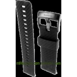 URBAN 3 Silicone strap All Black