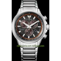 Super Titanio Eco-Drive Crono 2470