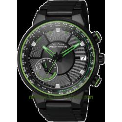 Eco-Drive Satellite Wave F150