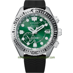 Eco-Drive Satellite Wave GPS Diver