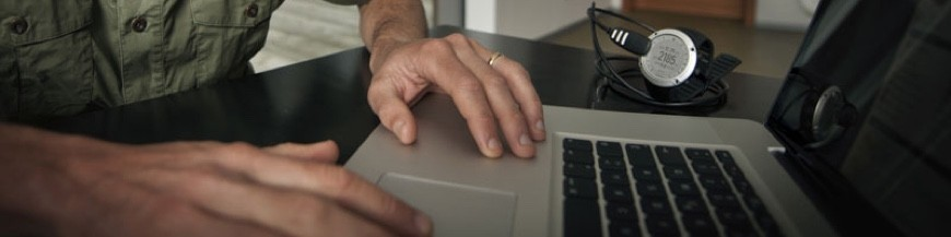 Reloj conectable al ordenador