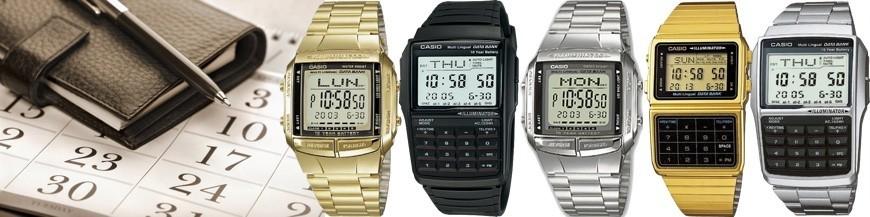 Relojes con agenda de teléfonos