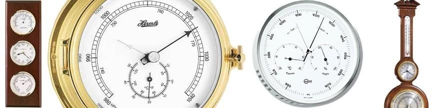 Altímetros y Barómetros