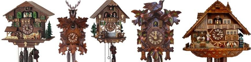 Cuckoo & Chalet Clocks