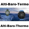 Thermo, alti, barometer watches