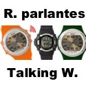 Talking Watches